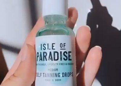 Isle of Paradise